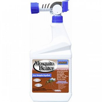 Mosquito Beater Natural RTS - 1 qt.