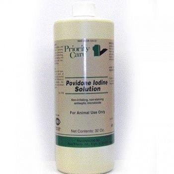 Povidone Iodine Solution 1% - 32 oz.