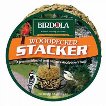 Woodpecker Stacker Cake 0.41 lbs (Case of 6)
