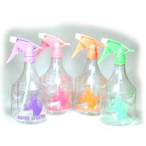 Neon/Clear Horse Sprayer