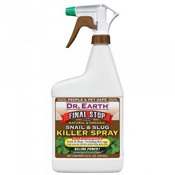 Snail and Slug Killer Spray RTU - 24 oz.