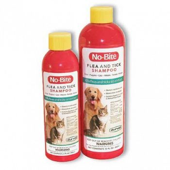 No-Bite Pet Flea and Tick Shampoo