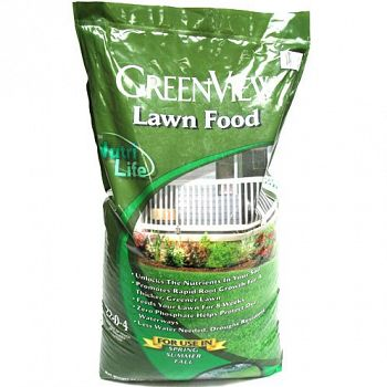 Lawn Fertilizer 22-0-4 with Nutrilife - 5000 sq ft.