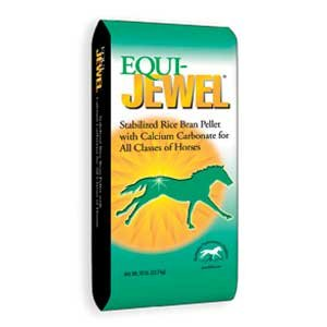 Equi-Jewel Meal Performance Horse Fat Supplement - 50 lb.