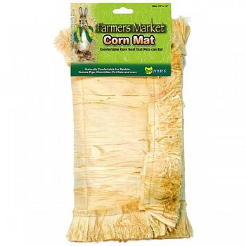 Corn Mat for Small Pets - 10 x 16 in.