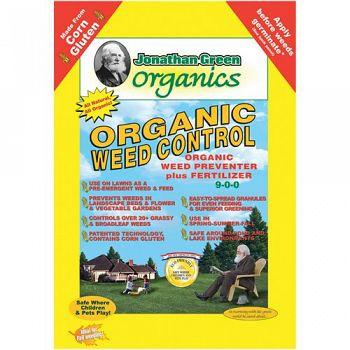 Organic Weed Control 9-0-0
