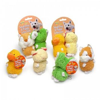 Terry Puppy and Small Dog Toys by Booda