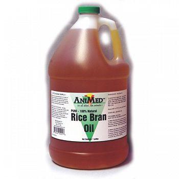 Equine Rice Bran Oil - 1 gallon
