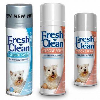 Fresh N Clean Dog Cologne