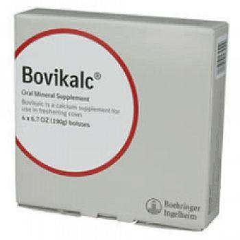 Bovikalc Calcium Bolus 2 lbs - 4 ct.