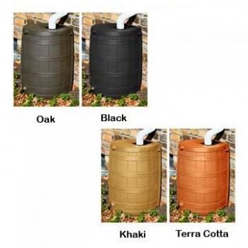 Rain Wizard Rain Water Barrel