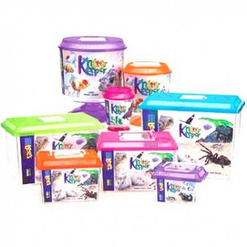 Kritter Keeper Fish and Reptile Homes
