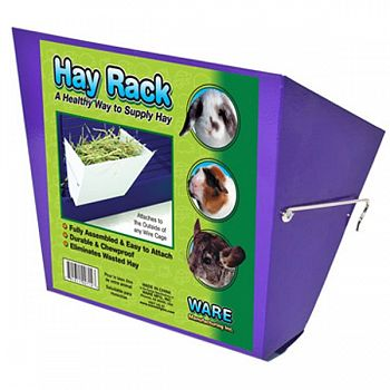 Small Pet Hay Rack - 9  X 4  X 7 in.