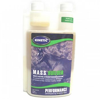 M.A.S.S. Builder  for Horses 32 oz