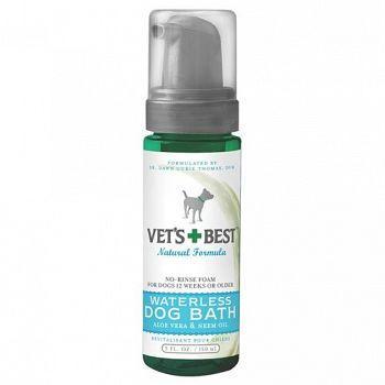 Waterless Dog Bath Spray 5 oz.