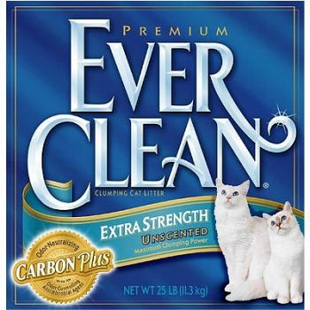Ever Clean Extra Strength Litter - 25 lbs.