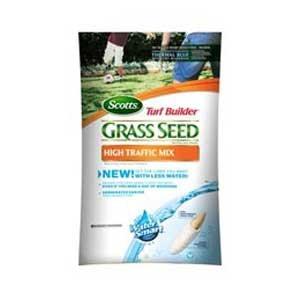 Scotts Turf Builder High Traffic Mix Grass Seed