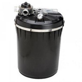 Black 4000 Gal Pressurized Filter 05045 Pond Supplies