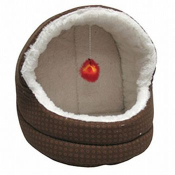 Kitty Cradle With Ball - 15 X 14 X 13