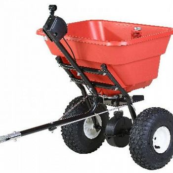 Earthway 2050TP Estate Tow Spreader with Pneumatic Wheels