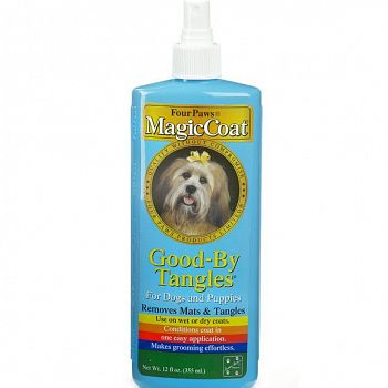 Magic Coat Good-By Tangles for Pets 12 oz