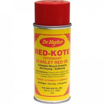 Dr. Naylor Red Kote Aerosol - 5 oz