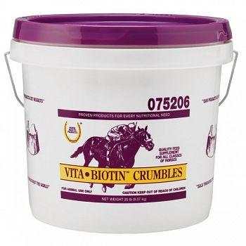 VITA Biotin Crumbles for Horses