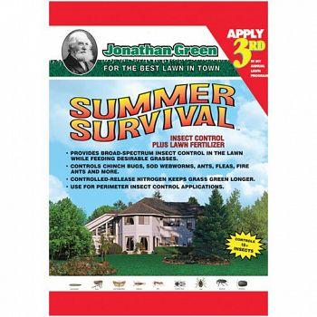 Summer Survival 18-0-3 - 15K Sq ft.