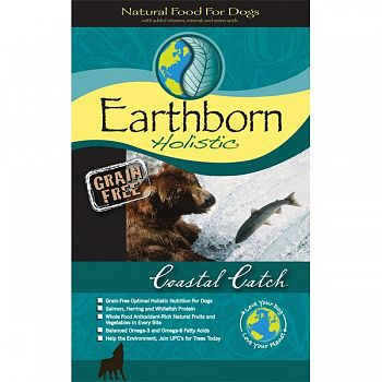 Earthborn Coastal Catch Dog Food