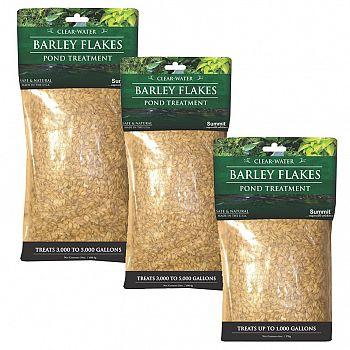 Barley Flakes Pond Treatment