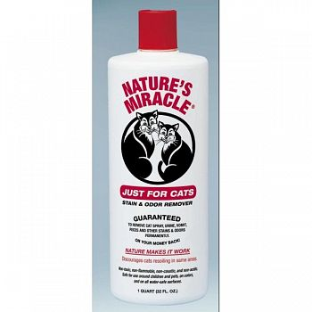 Natures Miracle Just for Cats Stain & Odor