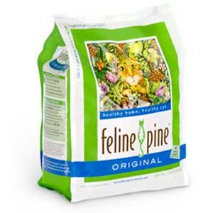 Feline Pine Natural Pine Cat Litter