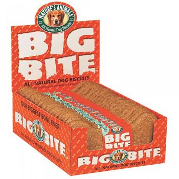 Big Bite Dog Biscuit (Case of 24)