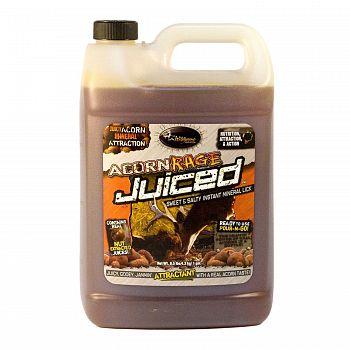 Acorn Rage Juiced Deer Attractant - 1 Gal.