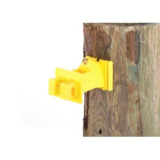Extend Wood Post Insulator 25 pack