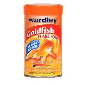 Wardley Goldfish Flakes