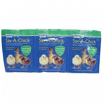 Sav-a-chick Supplement 3 pack