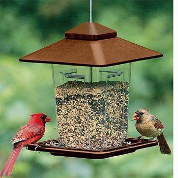 Prairie Style Bird Feeder - 6.0 lb.