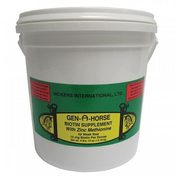 Gen-A-Horse Hoof Supplement