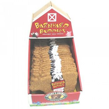Cow Biscuit Dog Treats (Case of 18)
