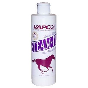 Vapco Steam It Equine Massage Lotion
