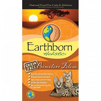 Earthborn Primative Feline - 14 lbs.