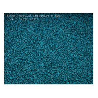 Special Gravel 5 lbs ea. / Turquoise (Case of 5)