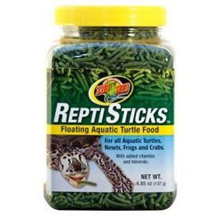 ReptiSticks Floating Aquatic Turtle Food