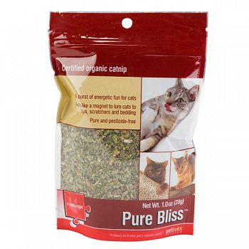 Pure Bliss Pouch Catnip - 1 oz.