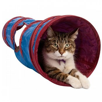 Twinkle Chute with Lights Cat Toy