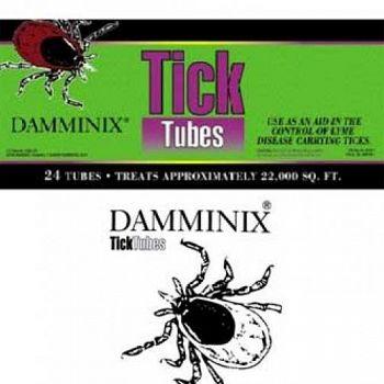 Damminix Tick Tubes Controls Lyme Disease