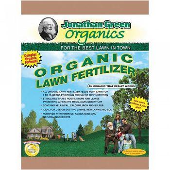 Organic Lawn Fertilizer 8-3-1