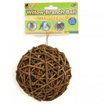 Willow Branch Ball Small Animal Toy