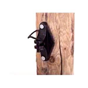 Wood Post Pinlock Insulator - 25 pack
